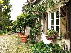 Herzlich willkommen garten for Gartengestaltung landhaus