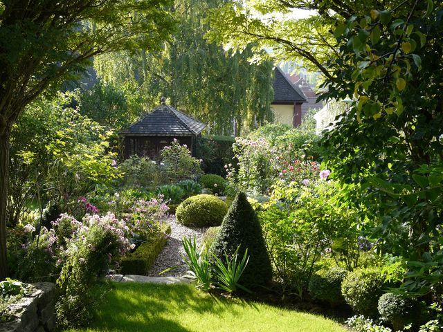 Garten W�st Frickenhausen